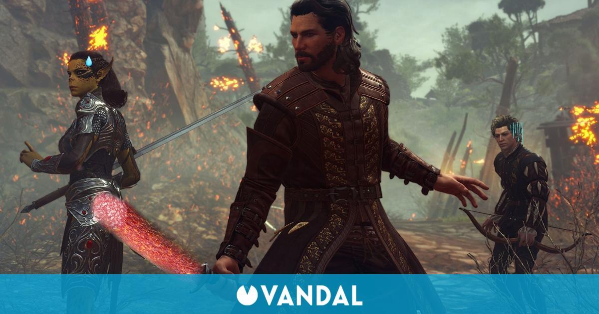 Baldur's Gate 3 agregará una nueva clase y nos permitirá luchar con un salami