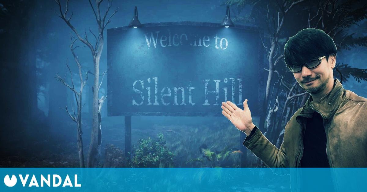 Kojima está desarrollando un Silent Hill para Sony según rumores