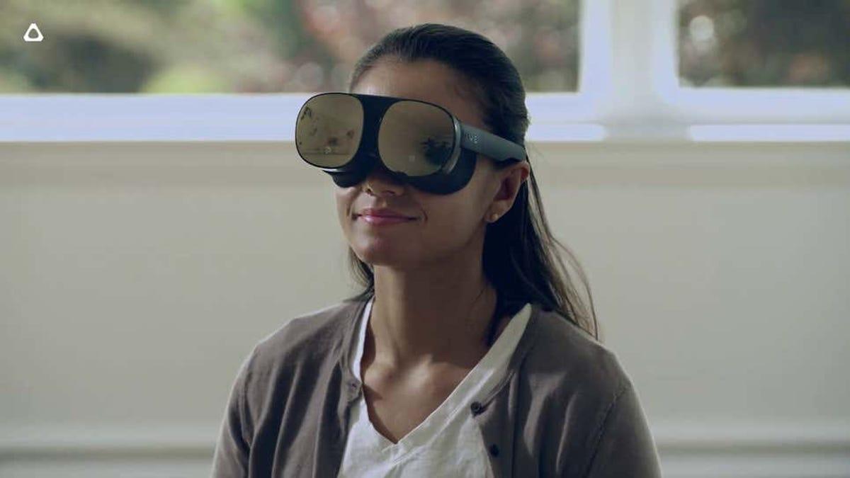 Primeros detalles y fotos del HTC Flow, el nuevo visor VR de HTC