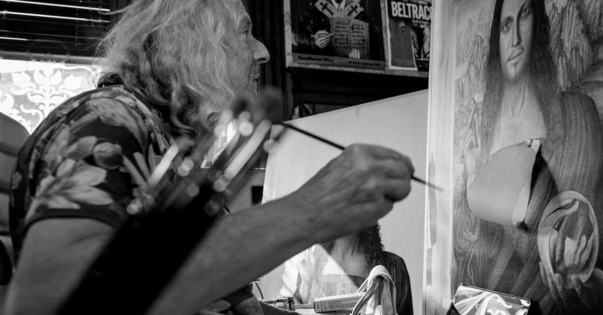 Hashmasks está detrás de los nuevos NFT de Notorious Art Forger Wolfgang Beltracchi – CoinDesk