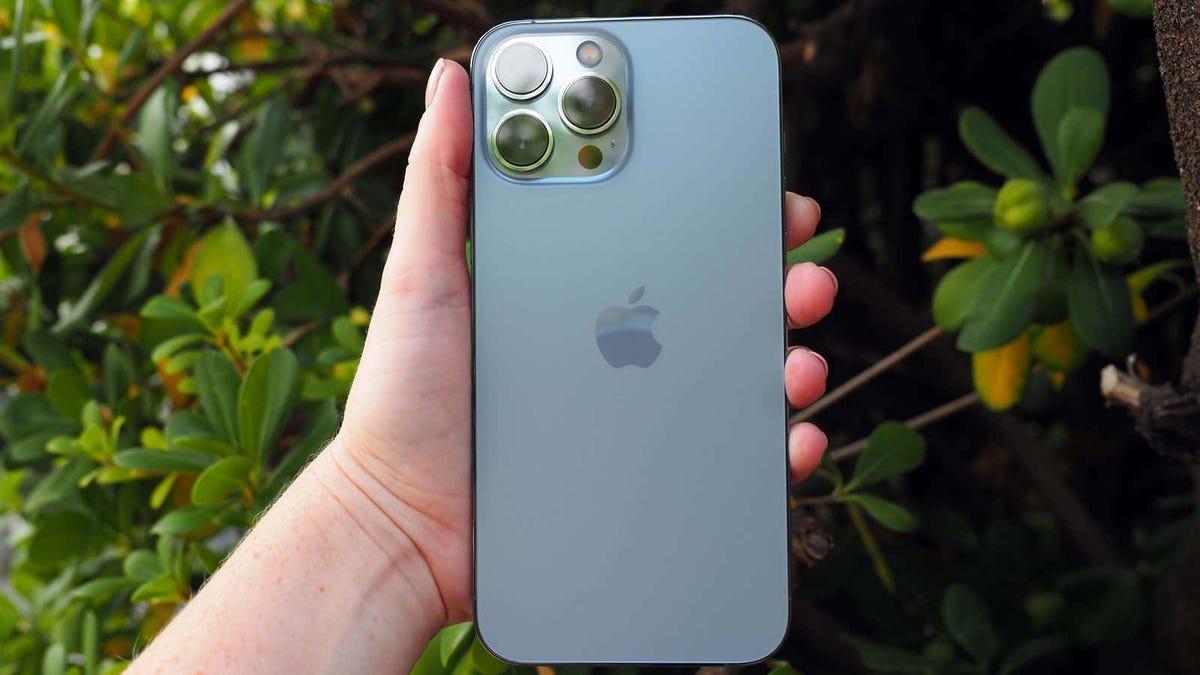 iPhone 14 tendría un almacenamiento de hasta 2 TB, según los rumores