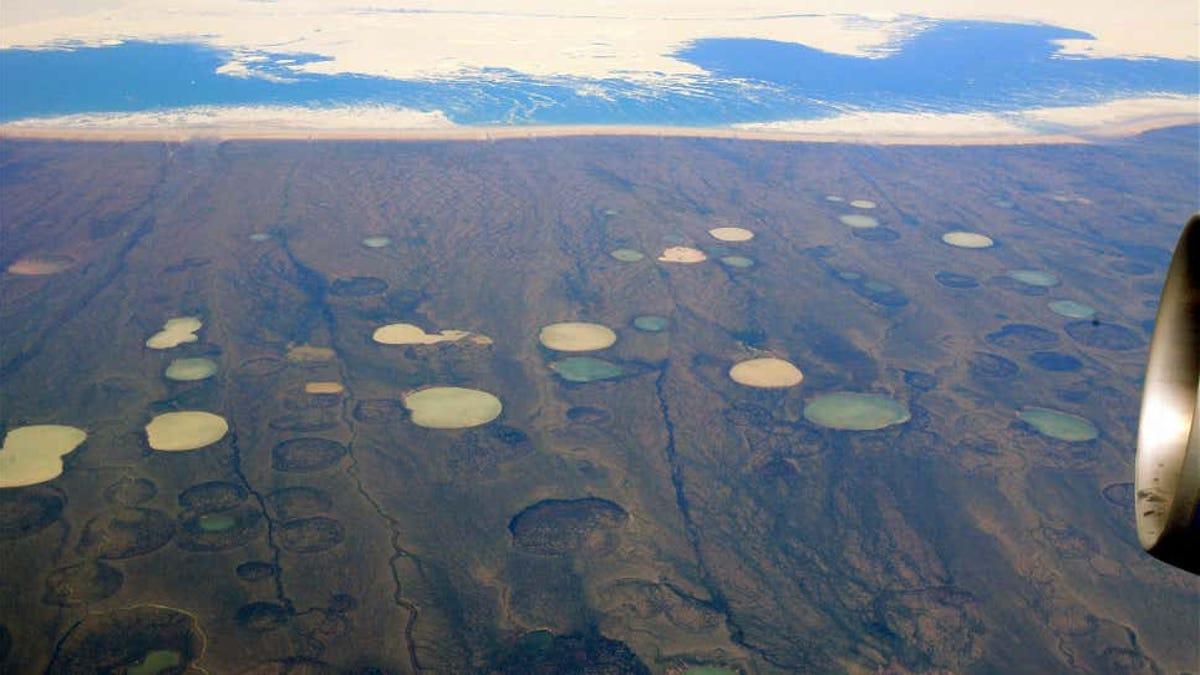 Las amenazas ocultas que podrían salir con el deshielo del permafrost