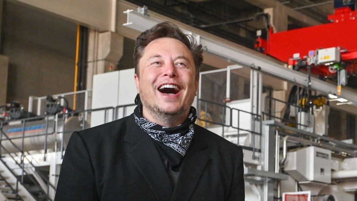 Elon Musk gana 36.000 millones en un solo día