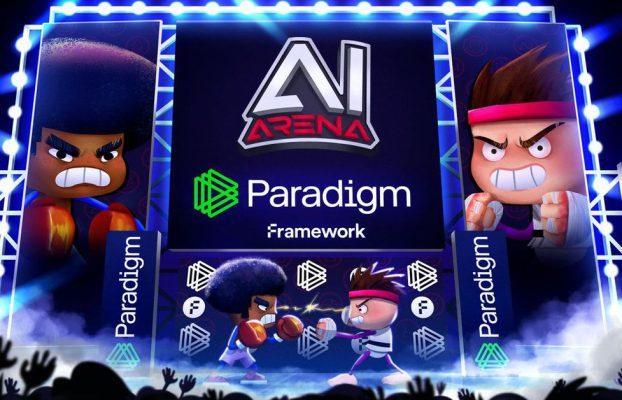 Paradigm lidera una ronda semilla de $ 5 millones para la arena de IA de juego para ganar