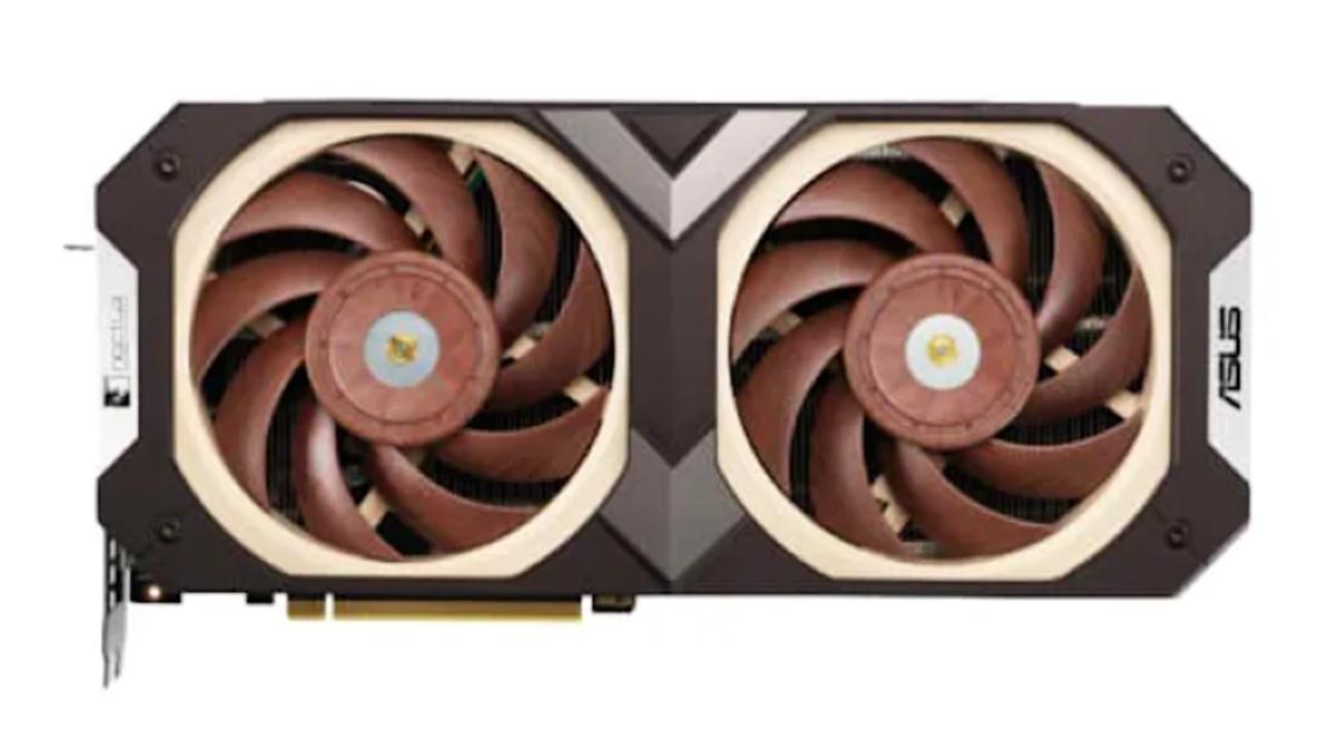 Filtrada una Nvidia RTX 3070 con ventiladores Noctua