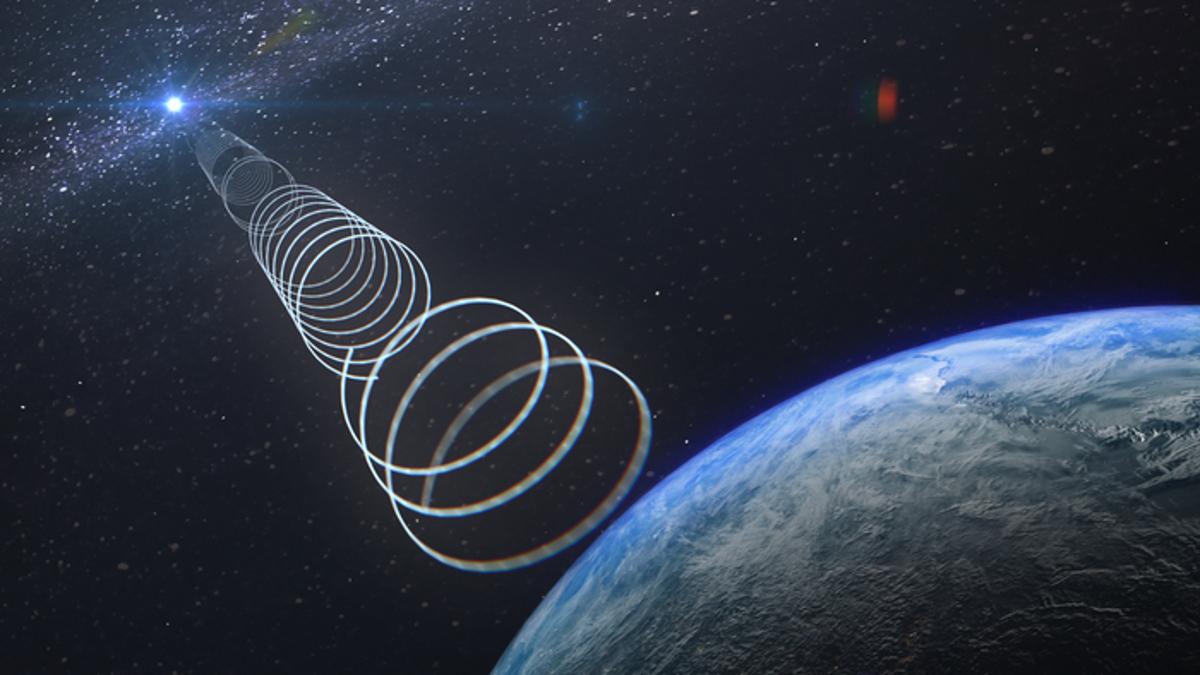 Extraña señal de radio galáctica ha desconcertado a astrónomos