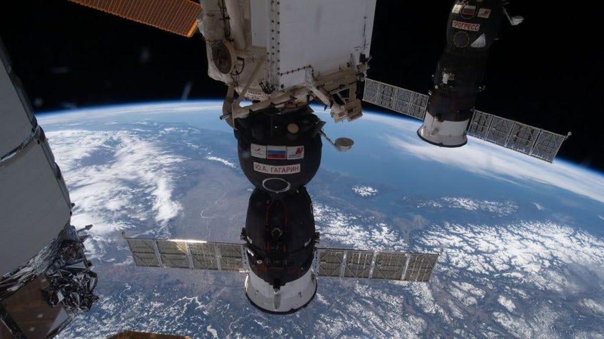 Otro fallo en el módulo ruso de la ISS vuelve a alterar el rumbo de la estación