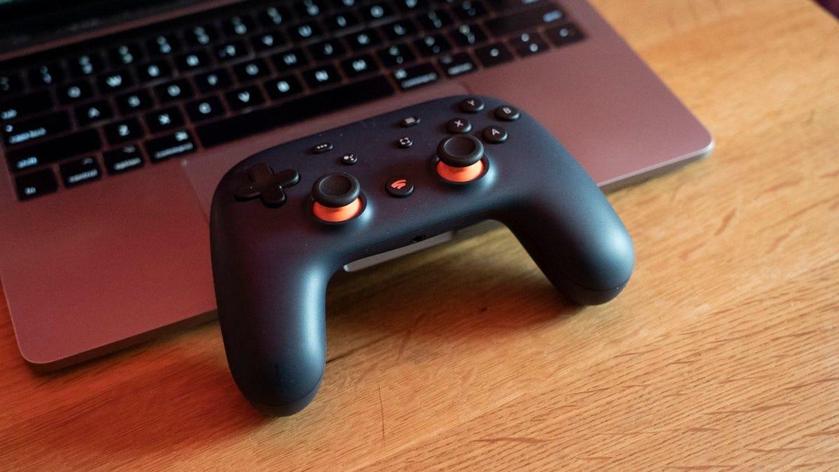Google regala esta semana un Chromecast Ultra y un mando de Stadia si compras cualquier juego de $60