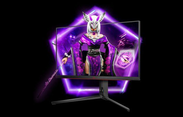 AOC AGON AG324UX, un monitor premium con 4K, 144 Hz y HDMI 2.1