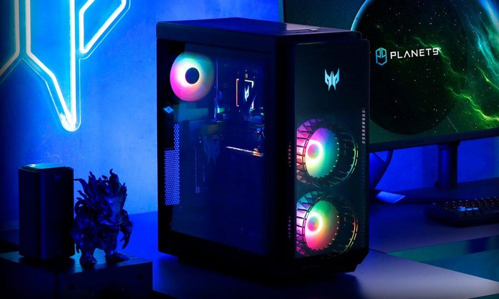 Acer Predator Orion 7000, nuevo PC con Intel Alder Lake-S