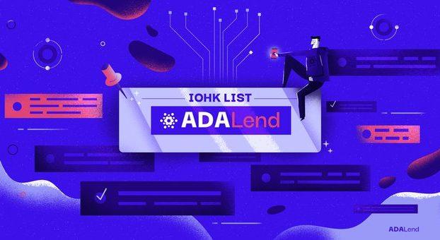 ADALend lo hace en «La lista esencial de Cardano» por IOHK