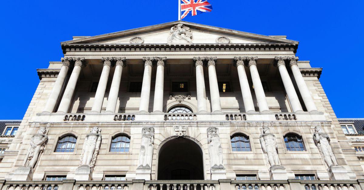 El Banco de Inglaterra dice que las criptomonedas han crecido al doble del tamaño de la deuda subprime en 2008