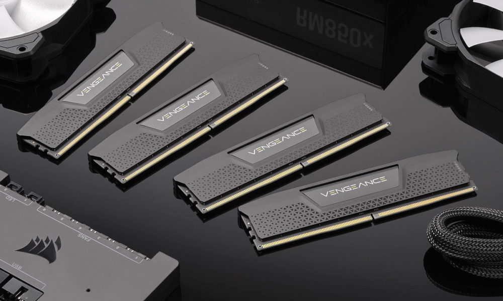 Corsair VENGEANCE DDR5, vemos su primera imagen
