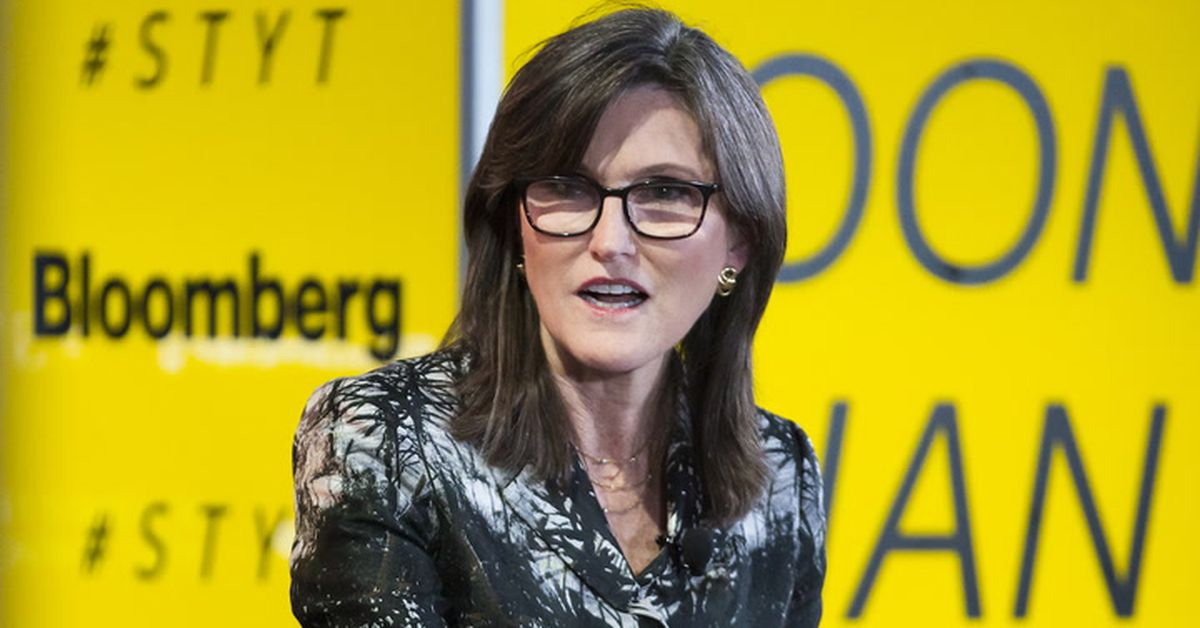 Ark Invest de Cathie Wood acumula 2,2 millones de acciones de Robinhood que caen