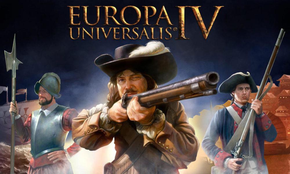 Europa Universalis IV, otro juegazo gratis y para siempre