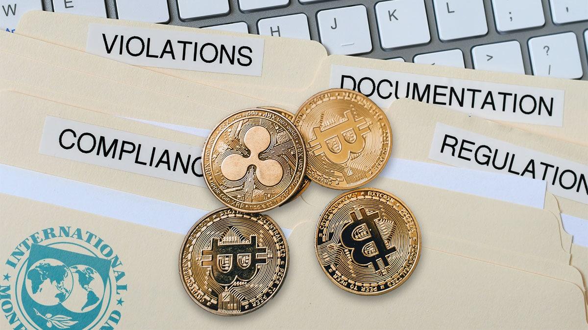 La estabilidad financiera mundial depende de regular las criptomonedas, dice el FMI