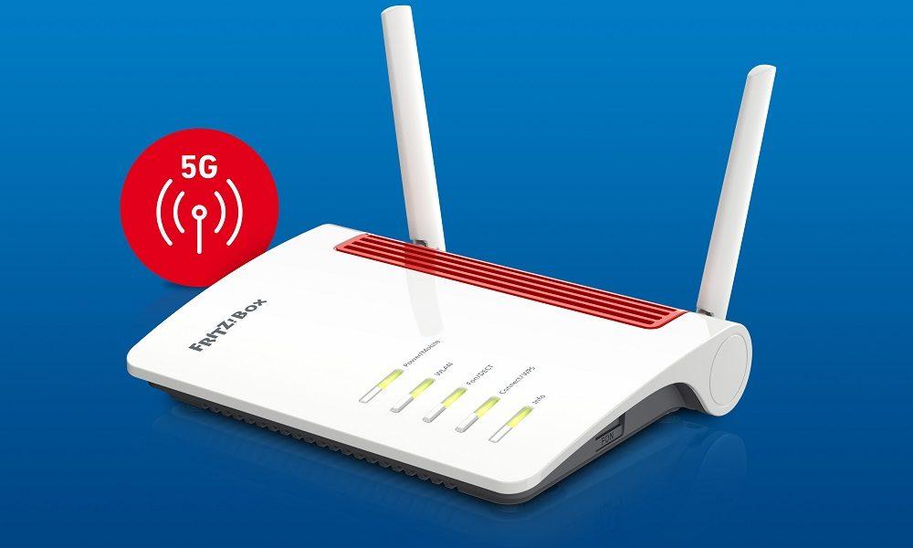AVM lanza el FRITZ!Box 6850 5G, un router todoterreno