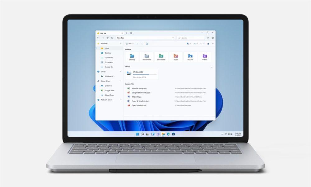 Files, un gestor de archivos para Windows 11 con pestañas