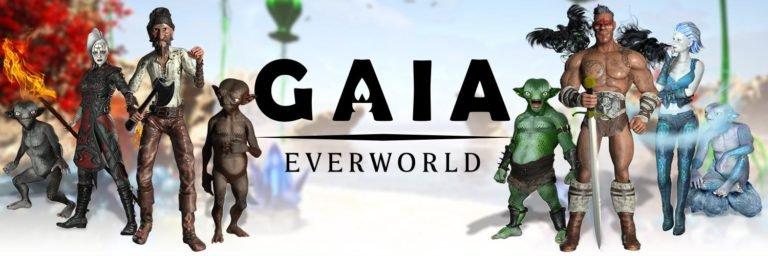 El juego de fantasía multirregional basado en polígonos Gaia EverWorld cierra una ronda semilla de $ 3.7 millones