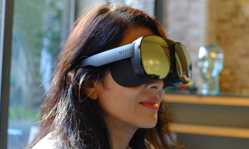 HTC VIVE Flow, gafas VR independientes y ligeras