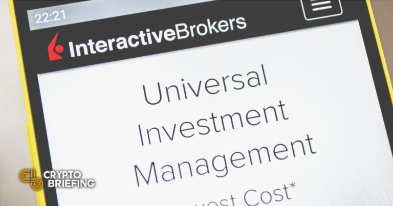 Interactive Brokers Group amplía los servicios de cifrado para incluir RIA