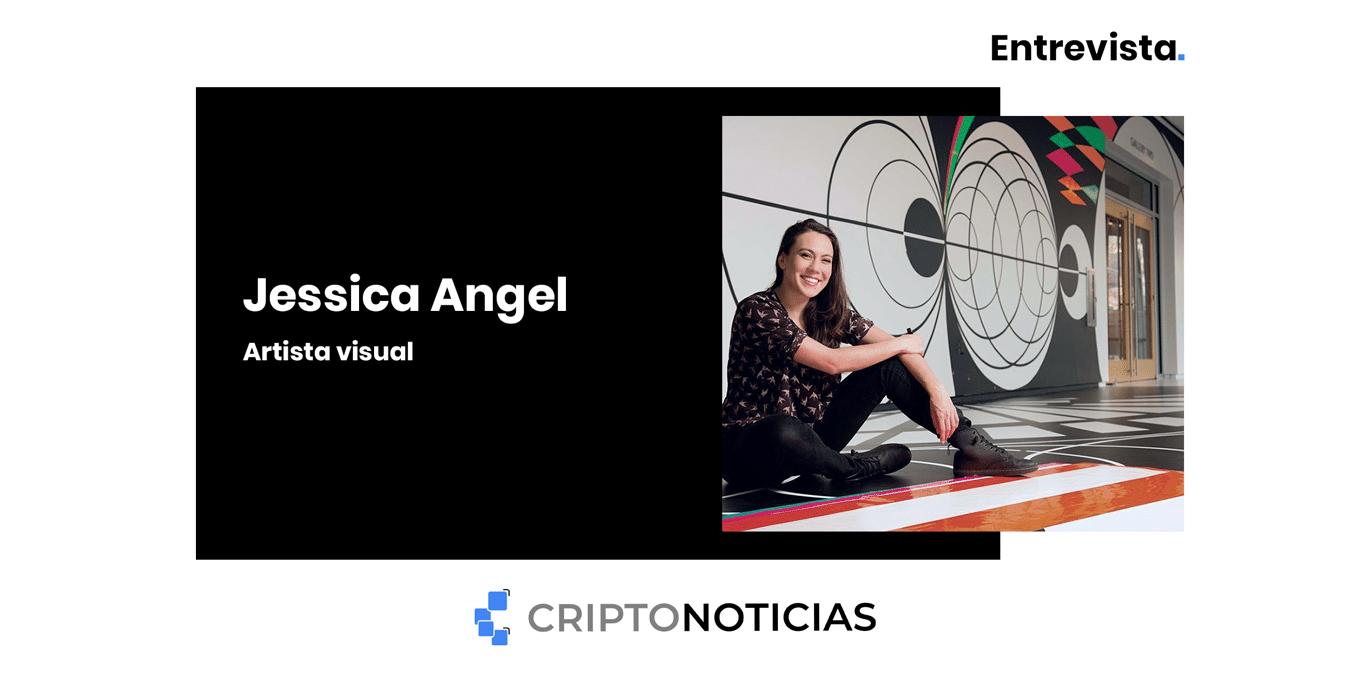 Conoce a Jessica Angel, la colombiana que crea multiversos con blockchain