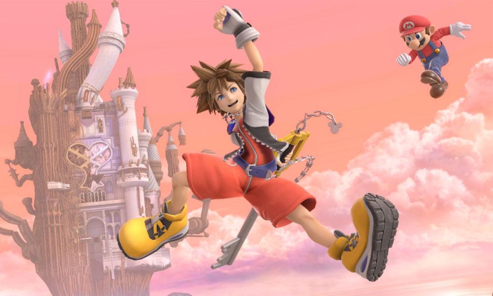 Nintendo Switch añade por fin la trilogía Kingdom Hearts