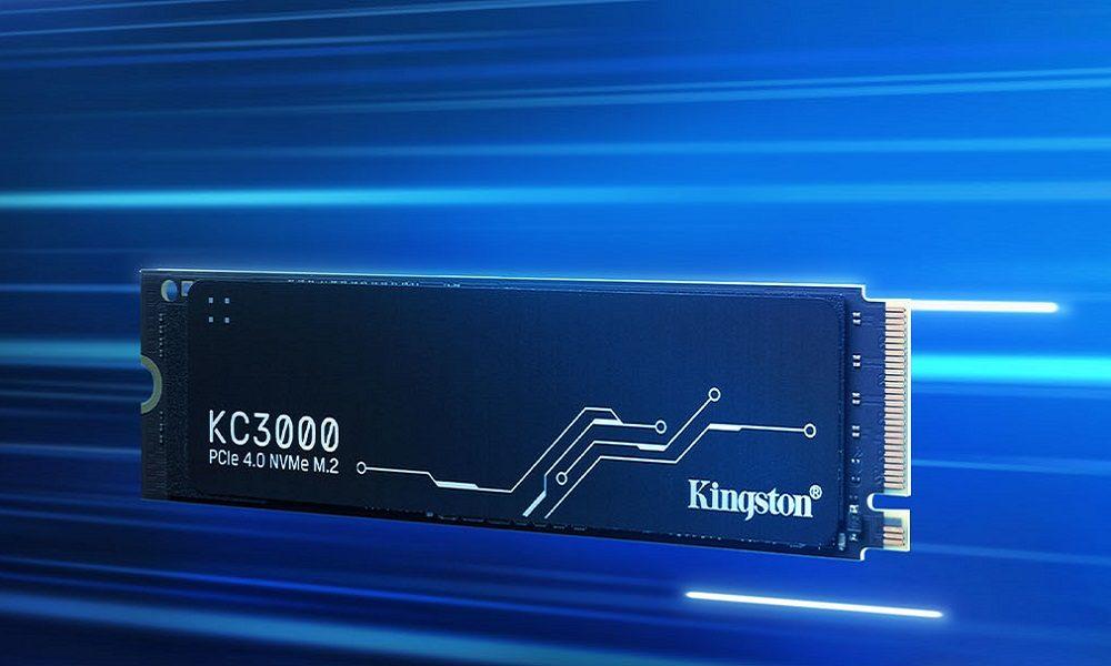 Kingston KC3000, nuevo SSD PCIe Gen 4 TLC