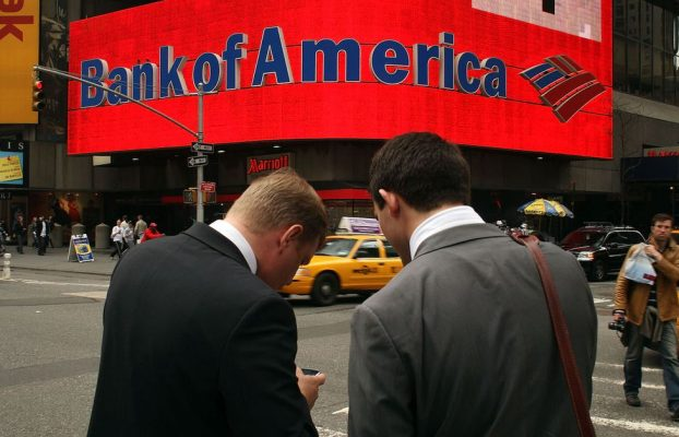 Bank of America agrega 23 empresas más a su lista de investigación de cifrado