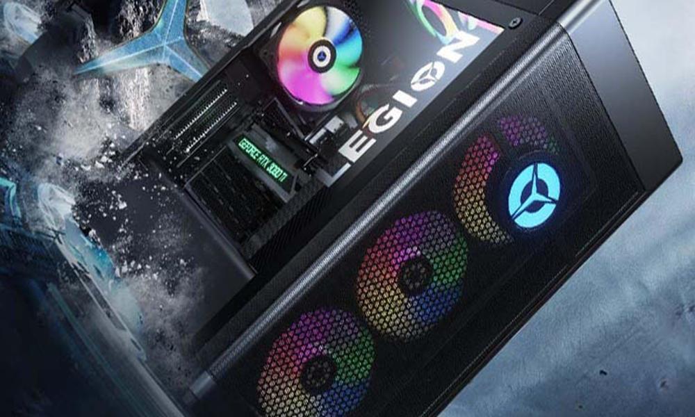 Lenovo Legion 9000K, el primer PC Gaming con Alder Lake-S