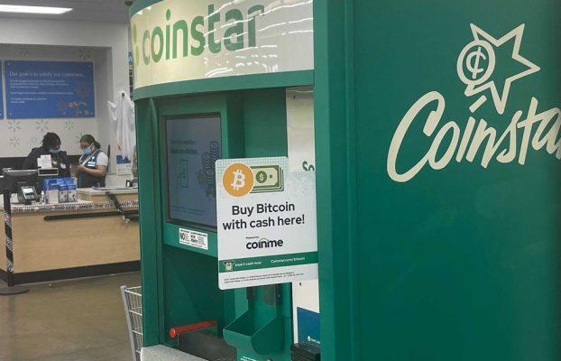 Walmart ha comenzado silenciosamente a alojar cajeros automáticos de Bitcoin