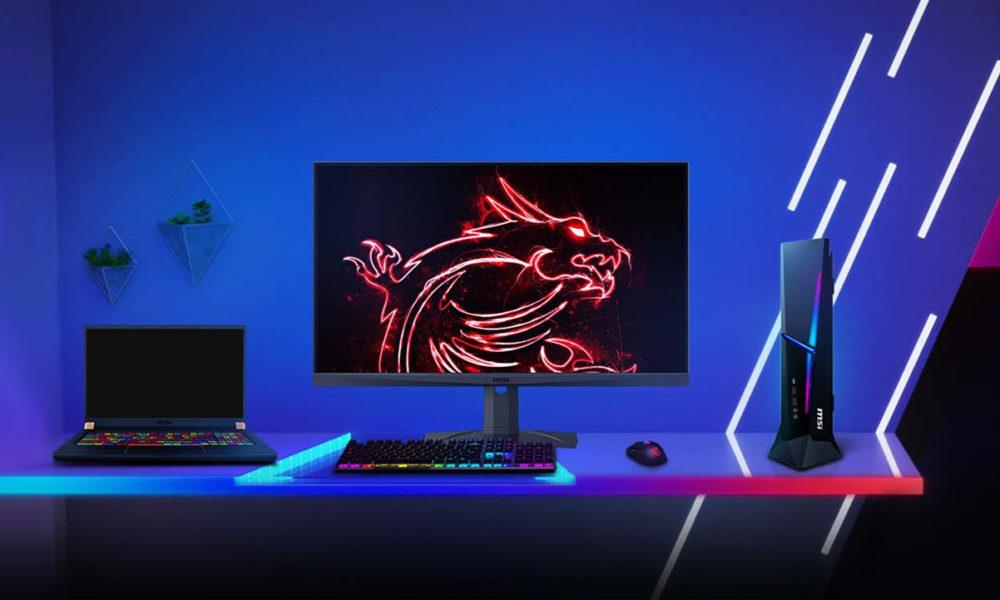 MSI Optix MPG amplía su familia con tres nuevos monitores