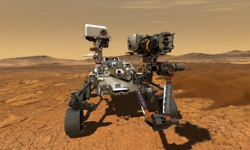 Perseverance encuentra lo que fue un enorme lago en Marte
