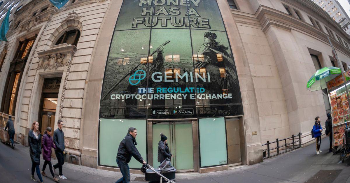 Gemini presenta el producto 'Earn' en Hong Kong como parte de Asia Push