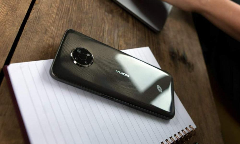 Nokia G300, el 5G más económico del fabricante