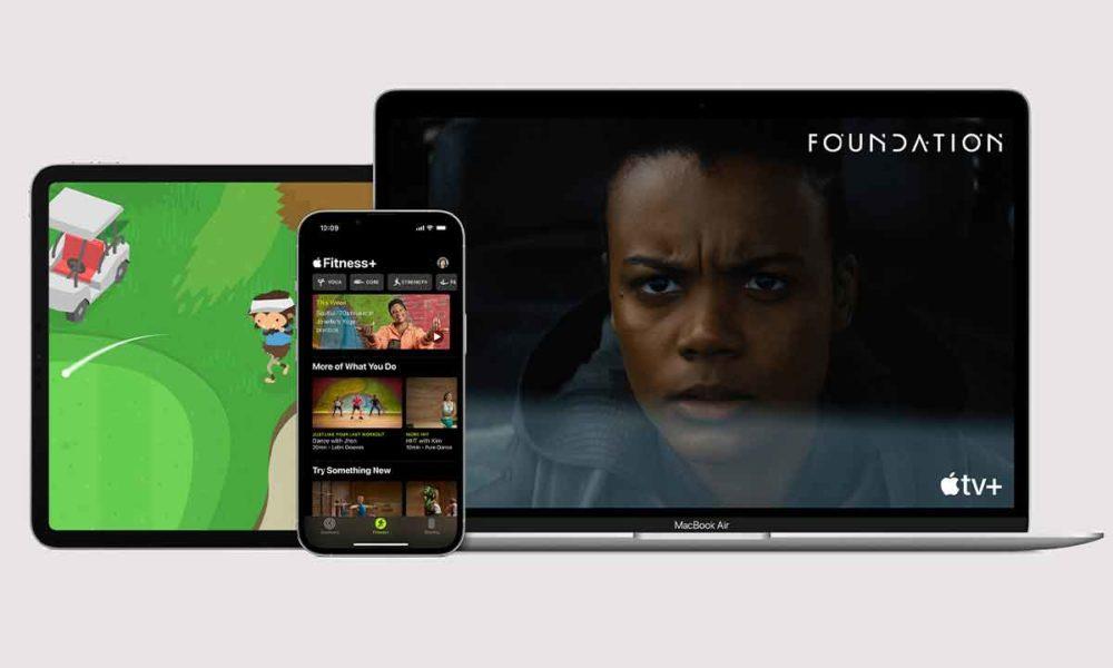 Apple One Premium llegará a España la semana que viene
