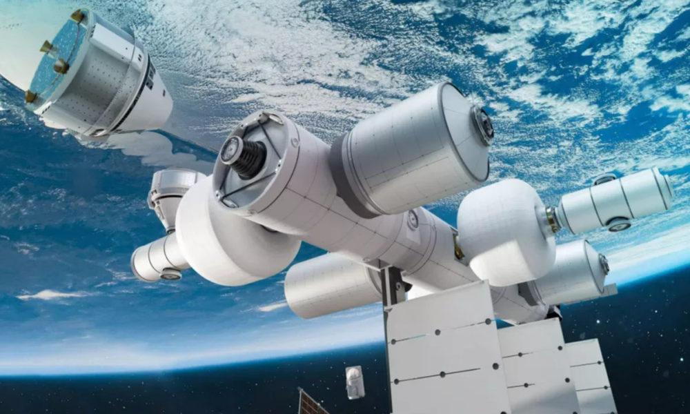 Orbital Reef, la estación espacial comercial de Blue Origin