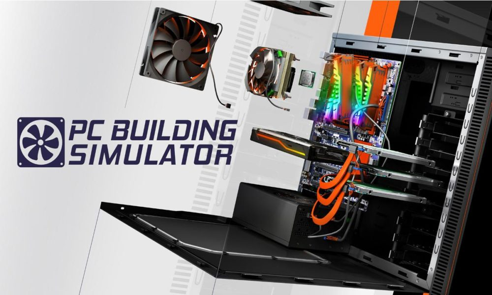 Llévate PC Building Simulator gratis en Epic Games Store