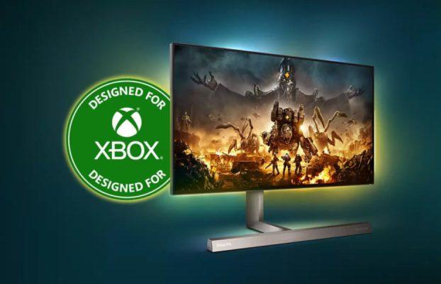 Philips Momentum 32M1RV amplía la familia de monitores para Xbox