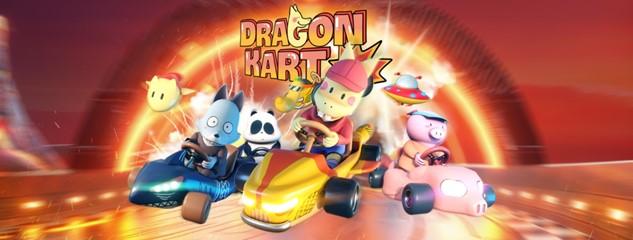 Dragon Kart recauda $ 1.1 millones para el juego de carreras de batalla en 3D