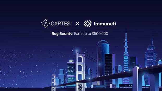 Cartesi lanza el programa Bug Bounty con Immunefi para endurecer el punto de venta de Noether
