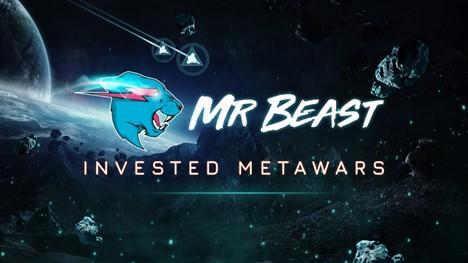 Mr Beast se une al ejército estelar de patrocinadores de MetaWars