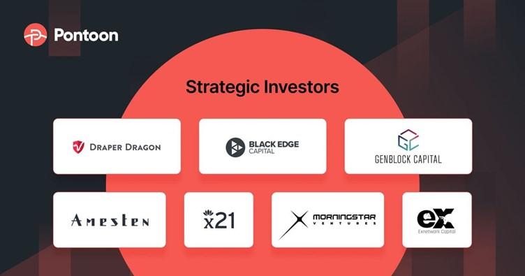 Pontoon Finance recauda $ 3,2 millones en financiación con la versión de Testnet lista para su lanzamiento