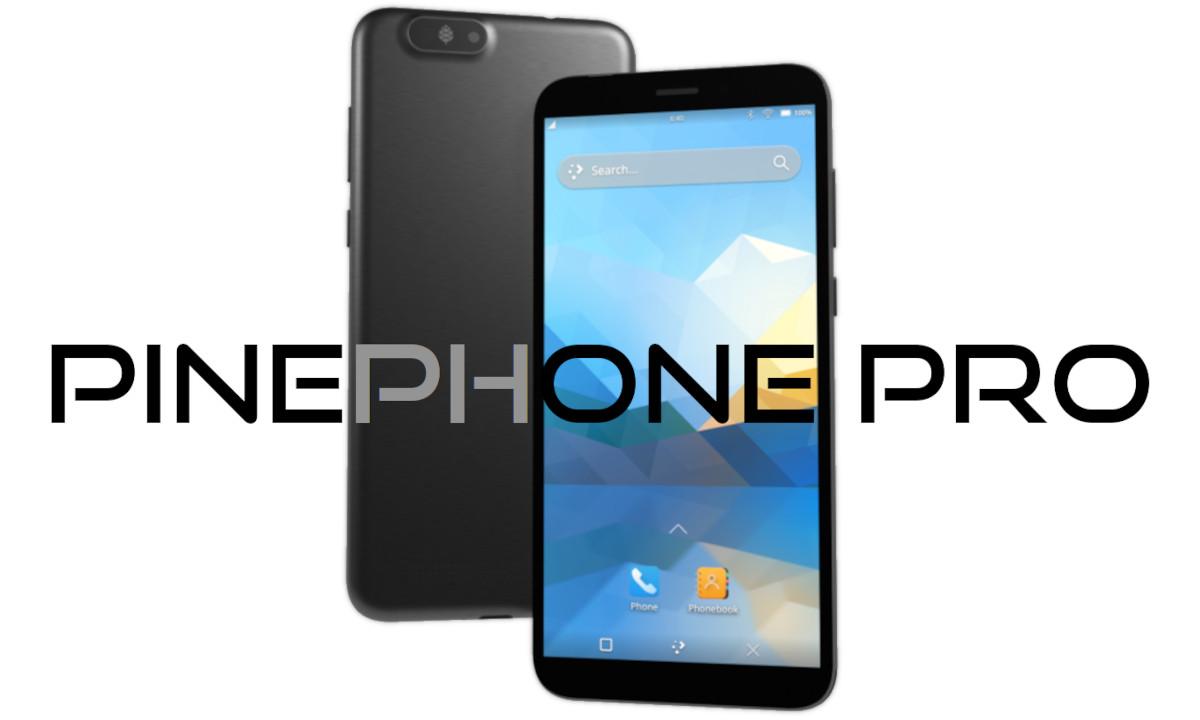 PINE64 abre las reservas del PinePhone Pro, su nuevo smartphone Linux