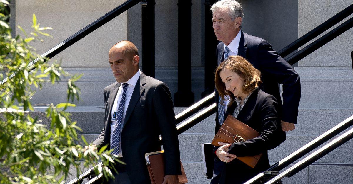 CFTC debería ser el 'policía principal' de Crypto, dice el presidente interino