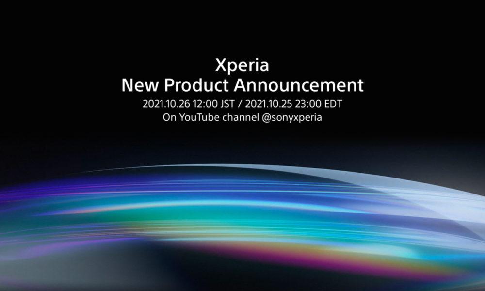 Sony Xperia adelanta la llegada de un nuevo producto