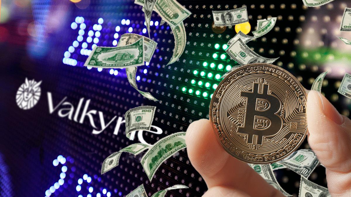 Segundo ETF de bitcoin en Wall Street capta 10 millones de dólares en 5 minutos