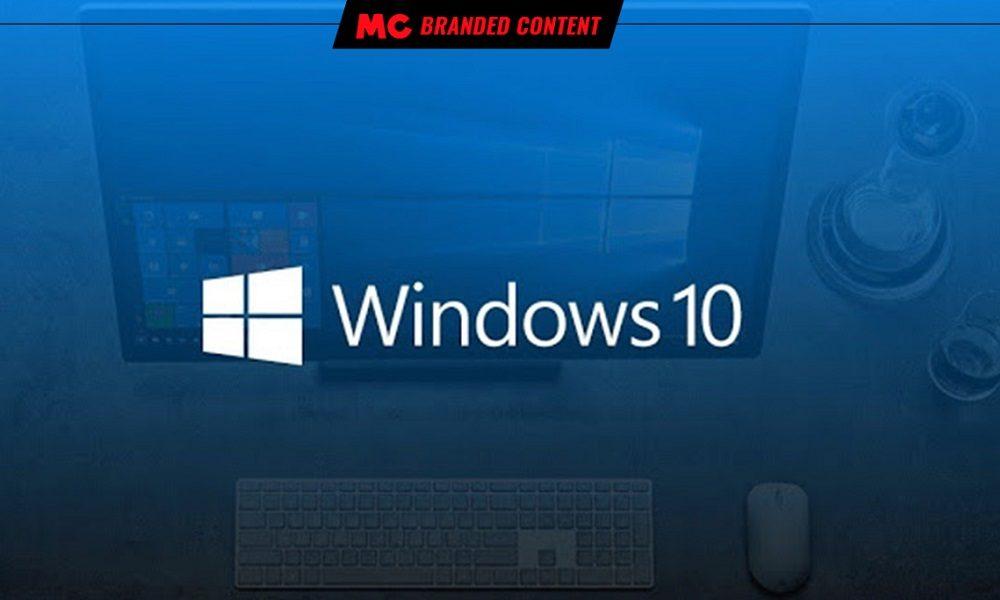 Consigue Windows 10 Home por solo 11,84 euros