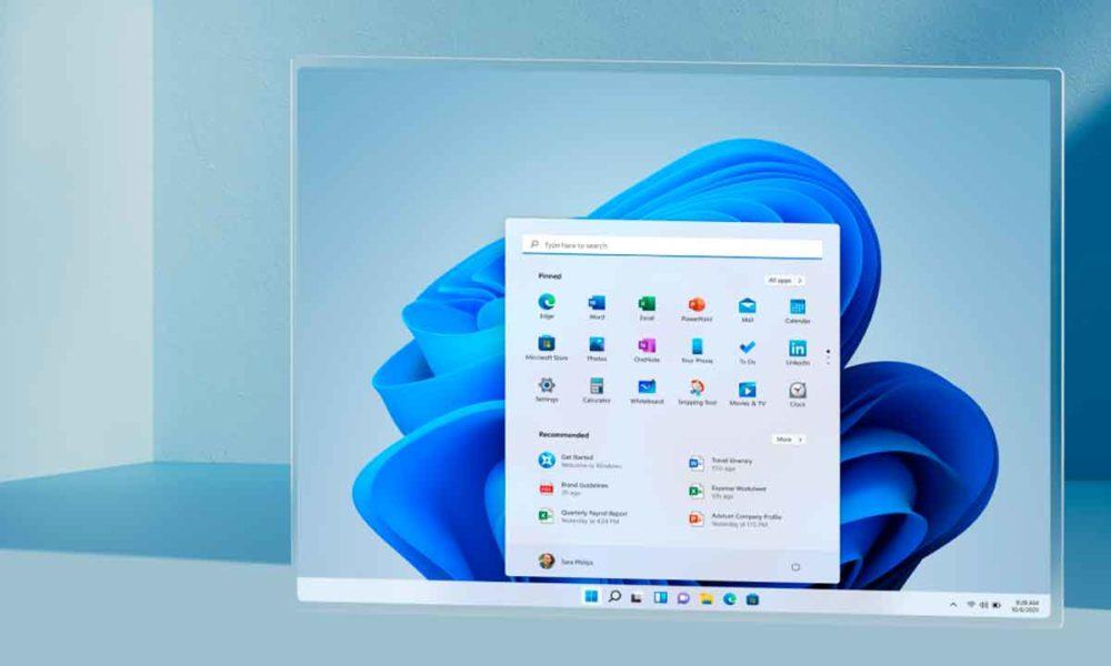 Solo el 40% de los usuarios sabe que Windows 11 existe