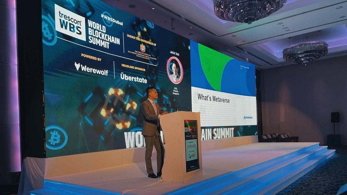 Jack Tao, CEO de PHEMEX Exchange, apuesta por el potencial del metaverso